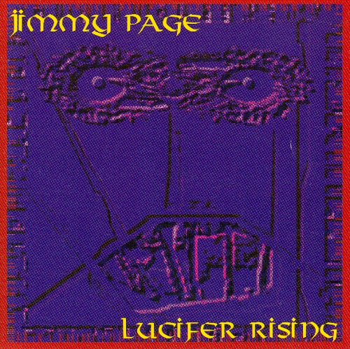 Lucifer Rising: Jimmy Page: Lucifer Rising (Dynamite Studio)